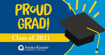 Proud Grad Facebook